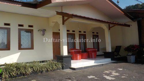 daftar villa di ciater