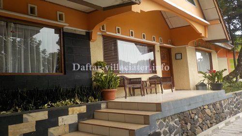 daftar harga villa di ciater untuk rombongan