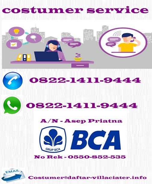 Informasi dan pemesanan
