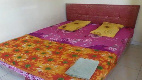 villa murah di ciater 1 kamar fasilitas kolam rendam